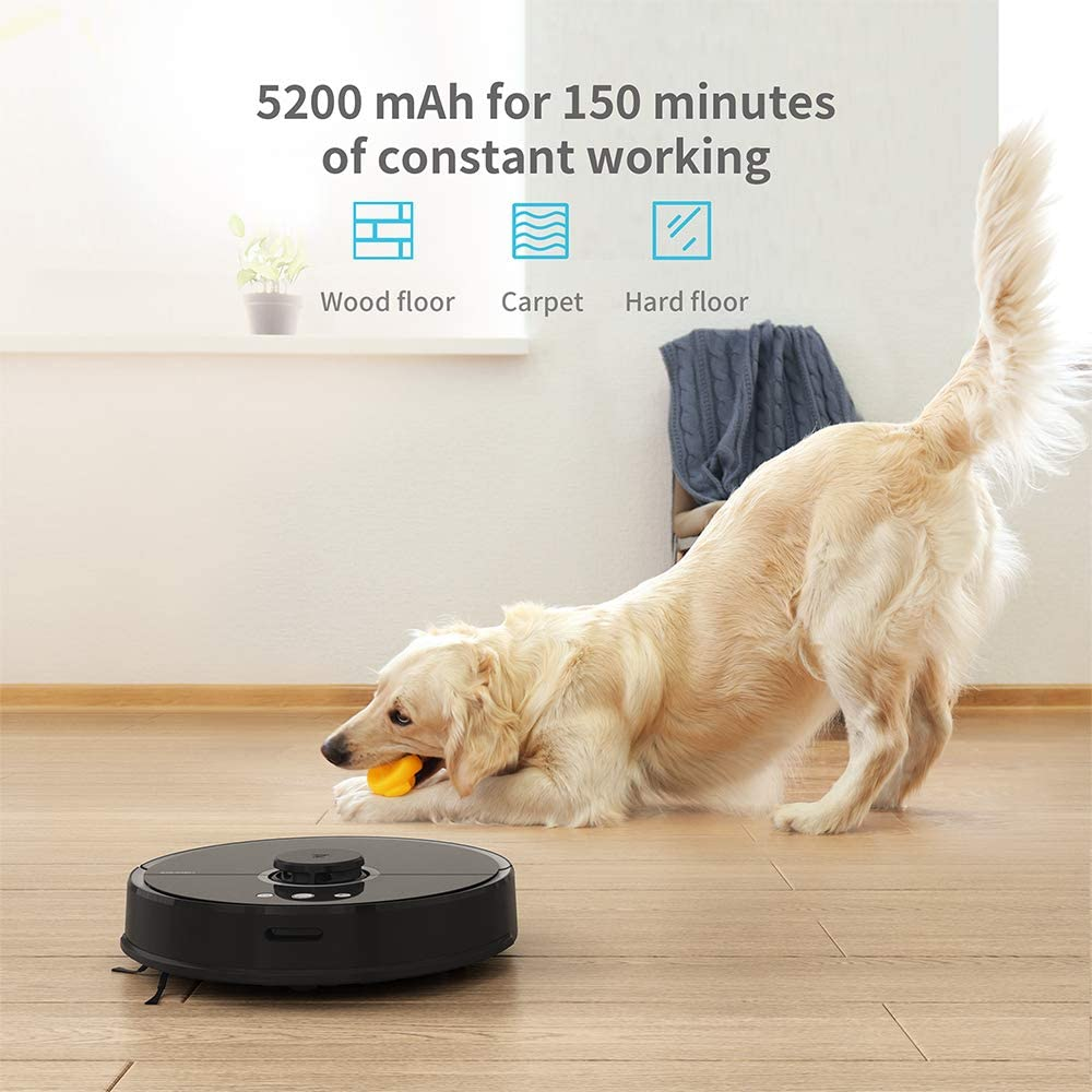 Best Robotic Vacuum for Pet Hair in 2020: Reviews & Buying Guide 9