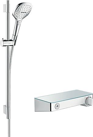 Hansgrohe 27026000 Raindance Select E 120 combinación de set de ...
