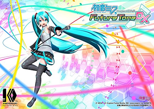 初音ミク Project DIVA Future Tone DX [通常版]