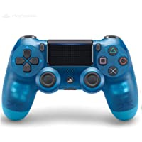 LUOLIN Controller Wireless DualShock 4 per Playstation 4-Crystalblue