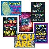 Trend Enterprises Self Esteem Argus Poster Combo Pack