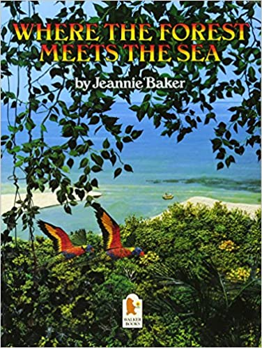 Where the forest meets the sea amazon jeannie baker where the forest meets the sea amazon jeannie baker 9780744513059 books fandeluxe Gallery