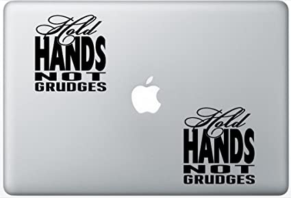 Amazoncom Quote Hold Hands Not Grudges Subway Art