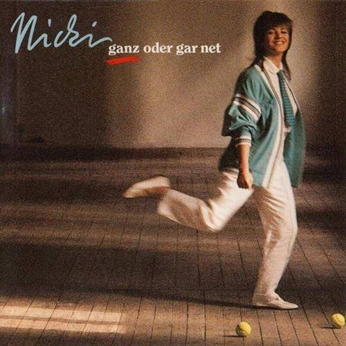 Nicki - Nicki - Ganz Oder Gar Net - Virgin - 43 832 5 - Zortam Music