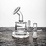 glass bongs percolator - Mini Clear Water Rig