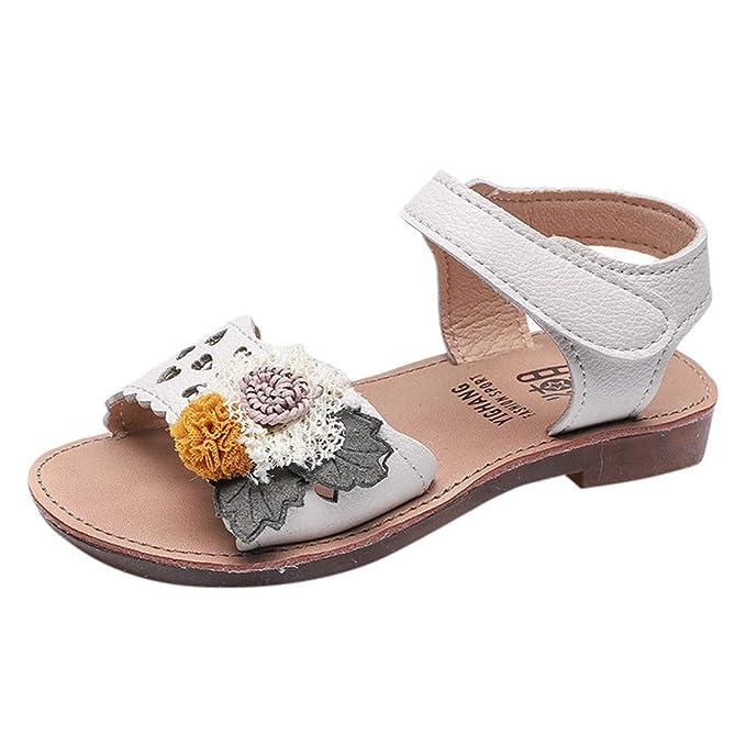 Playa Romanas De Niñas Berimaterry Zapatillas Bebé Chicas Sandalias Zapatos Niña Crystal Princesa Verano Planos PkuOiXZ