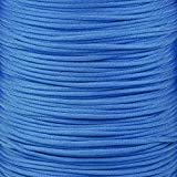 Paracord Planet 550 Cord Type III 7 Strand Paracord 50 Foot Hank - Baby Blue