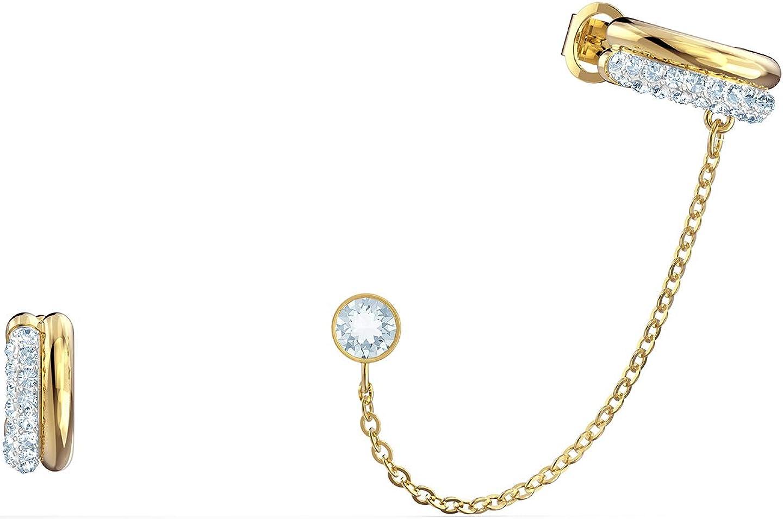 6mm Simple \uff08Hole\uff09Ear Cuff  Wedding  Jewelry Making  Brass  Rhodium Plated  1piece  1-yecu01
