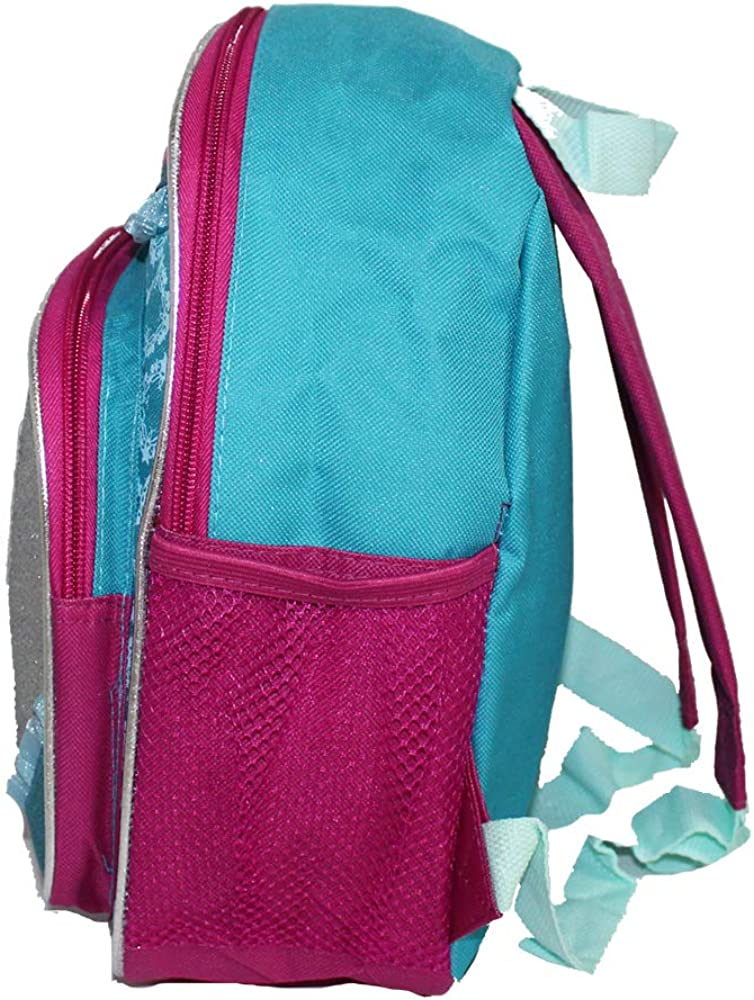 NEW Frozen Anna /& ElsaToddler Backpack with Crossbody Bag and Large Wallet