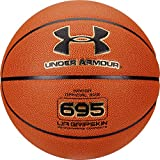 Under Armour 695 Indoor Basketball, Official Size 7