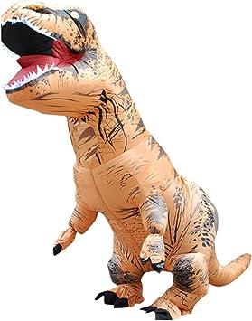 THEE Disfraces Inflable Dinosaurios Traje Hinchable Adultos y ...