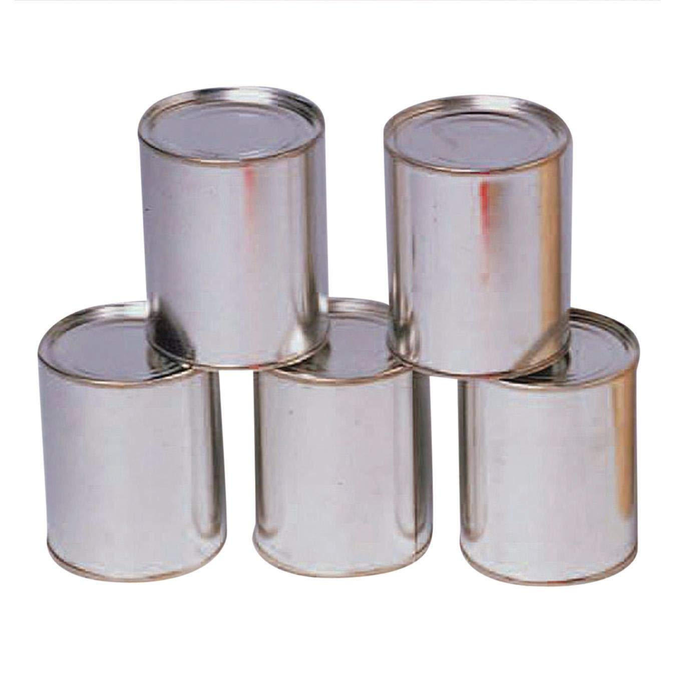 U.S. Toy GS93 Metal Cans (Pack of 12) by U.S. Toy