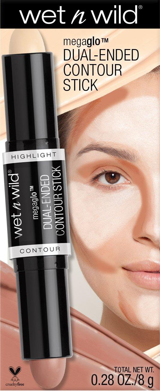 Wet N Wild MegaGlo - Maquillaje corrector, Ligero/Medio, 8 g: Amazon.es: Belleza