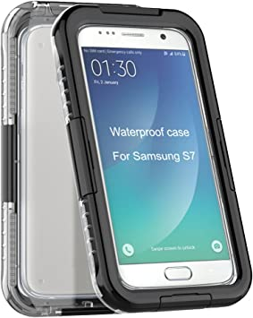 Yihya Outdoor Funda Impermeable para Samsung Galaxy S7 G9300 ...