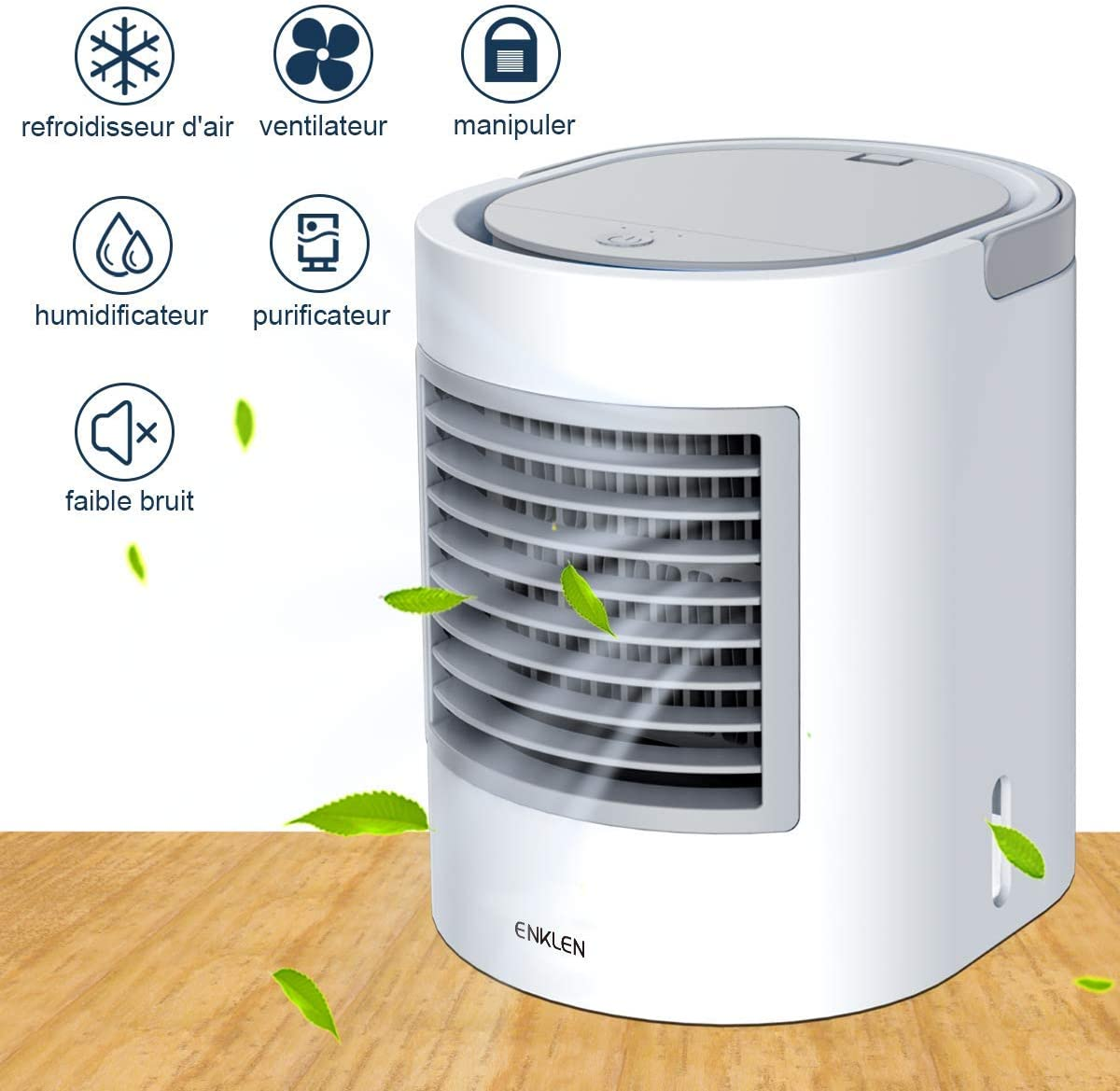 Aire acondicionado portátil, refrigerador portátil, frma fácil y ...