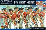 Black Powder - American War Of Independence - British Infantry (28mm)