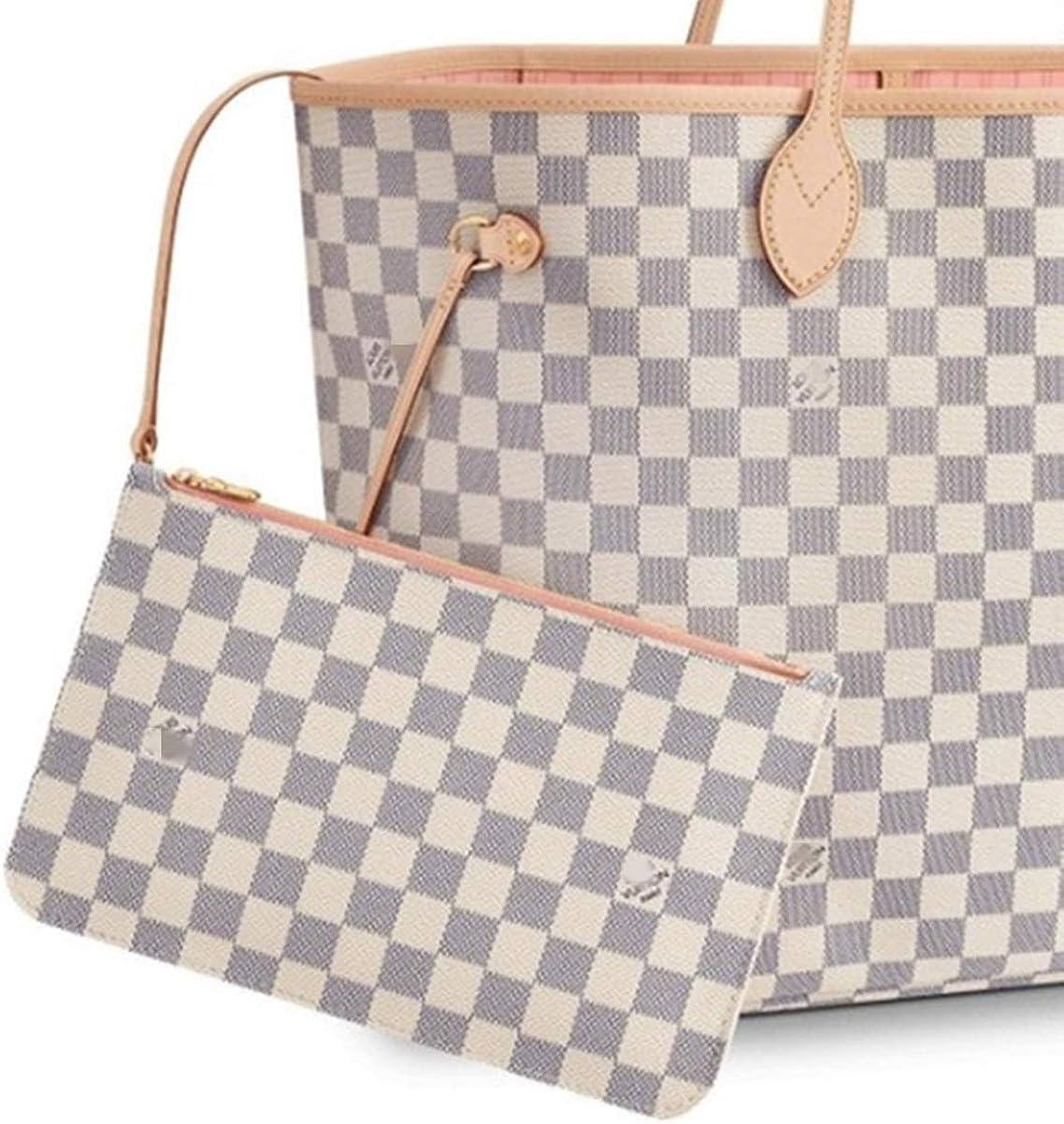 Pink 32x29x17cm Leather House Monogram Canvas Kimono PM Cherry//Noir//Taupe Glace Shoulder Handbag for women White