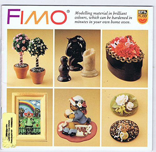 FIMO: BRILIANTLY COLOURED MATERIAL FOR CREATIVE MODELLING