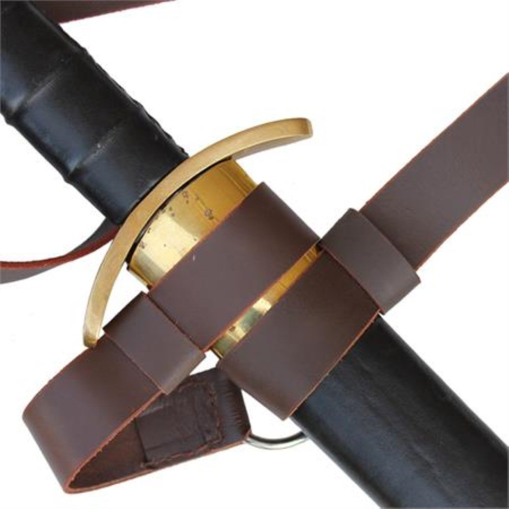 Tradewinds Merchant's Leather Double Strap Sword Belt by General Edge (Image #2)