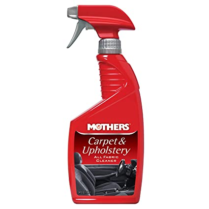 Amazon Com Mothers 05424 Carpet Upholstery Cleaner 24 Oz