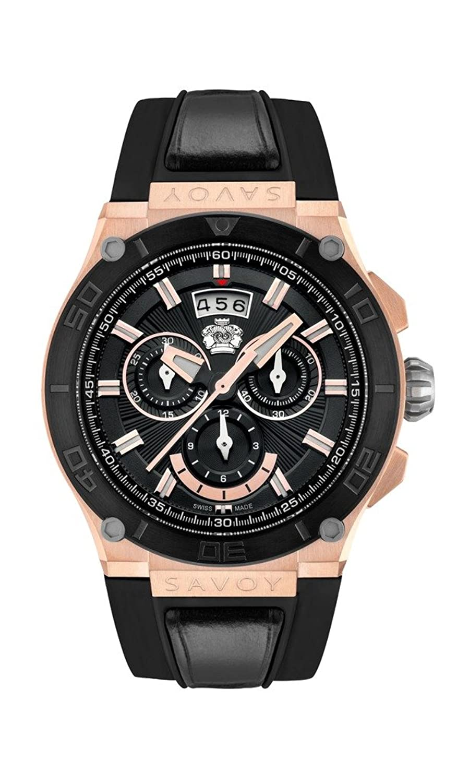 Savoy Watches   -Armbanduhr     Silikon E4102F.02A.RB04
