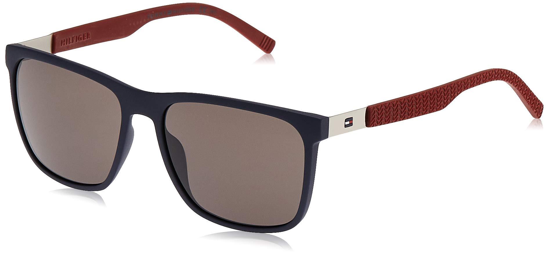 Tommy Hilfiger Men's Th1445/S Rectangular Sunglasses