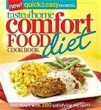 Taste of Home Comfort Food Diet Cookbook: New Quick