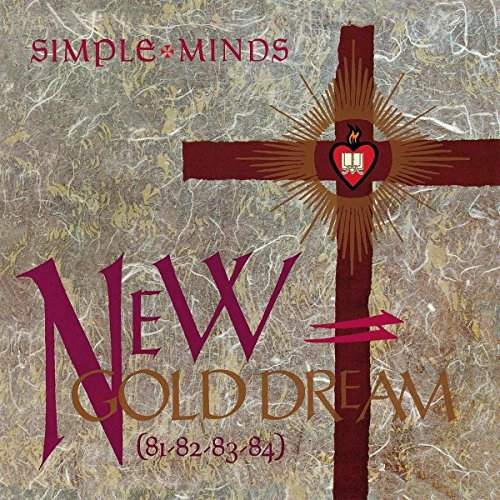 CD : Simple Minds - New Gold Dream (81/ 82/ 83/ 84) (United Kingdom - Import)