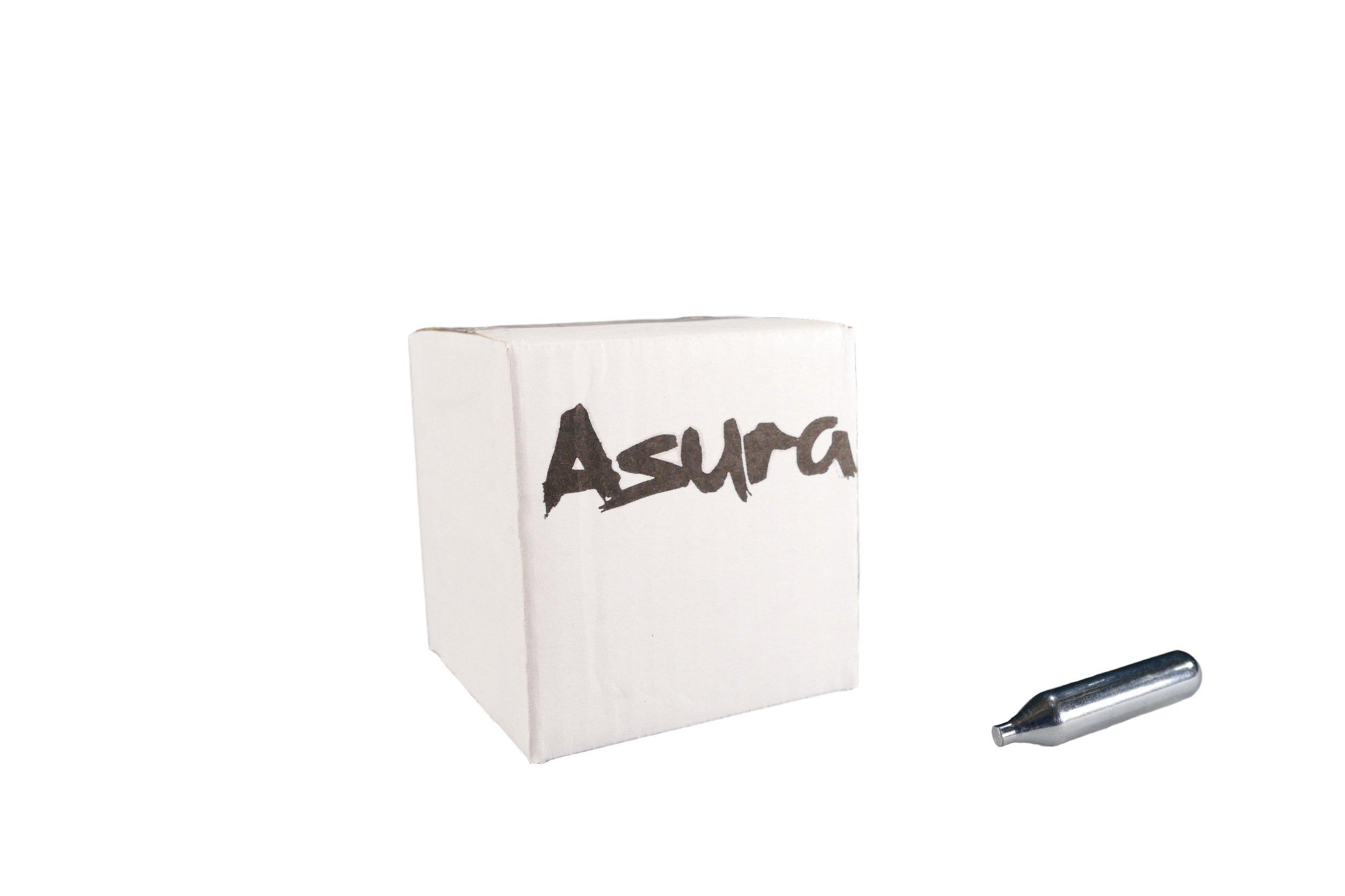 Asura 12g CO2 Cartridges - 15PK by Asura