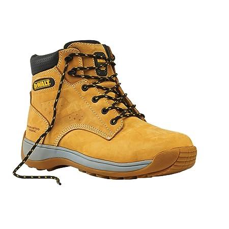 c4898241b87 DeWalt Bolster Safety Boots Honey Size 8