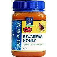 Manuka Health 蜜纽康 瑞瓦瑞瓦蜂蜜500g(新西兰进口)