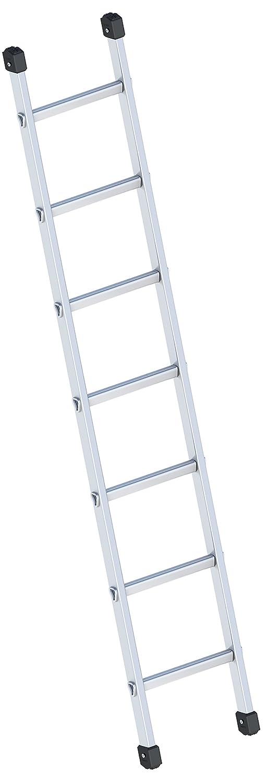Layher 1060007 1060 LKW-Leiter 7 Sprossen aluminium
