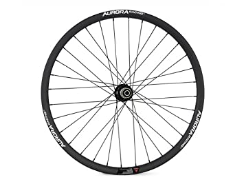 Aurora Racing 29er ciclocross bicicleta carbono Clincher Tubeless ruedas freno de disco 23 mm Profundidad 27 mm ancho 28 agujeros Rim, Sram 10/11 Speeds: ...