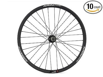 49da7206ba9 Aurora Racing 28er All Mountain Bike Carbon Wheels Disc Brake 28mm Depth 32mm  Width Clincher Tubeless
