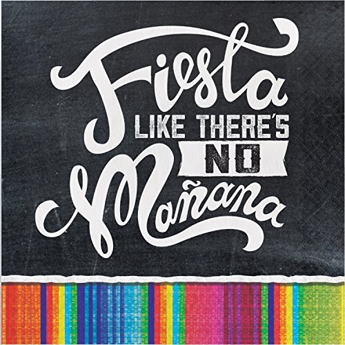 Serape Fiesta Napkins, 48 ct