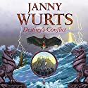 Destiny's Conflict: Book Two of Sword of the Canon: The Wars of Light and Shadow, Book 10 Audiobook by Janny Wurts Narrated by To Be Announced