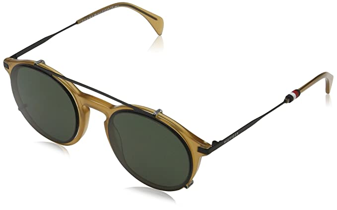 Unisex-Adults TH 1471/C 99 Sunglasses, Dark, 50 Tommy Hilfiger