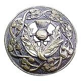 AAR Men%2Cs Scottish Thistle Kilt Brooch