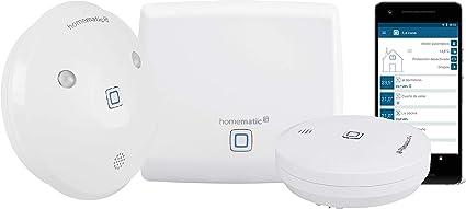 Homematic IP Set de Inicio para Alarmas de Agua, 153405A0