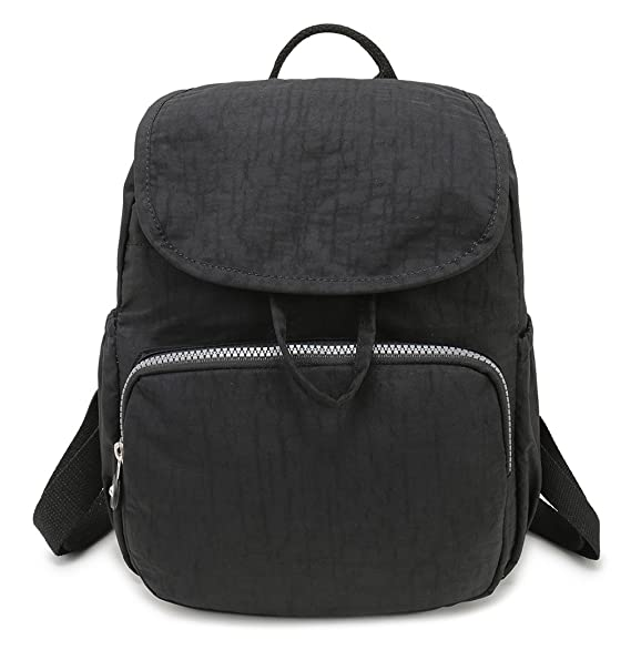 4fc1985dad53 Image Unavailable. Image not available for. Color  Women Backpack Small  Waterproof Mini Backpacks Fashion College Shoulder Bookbag Girl ...