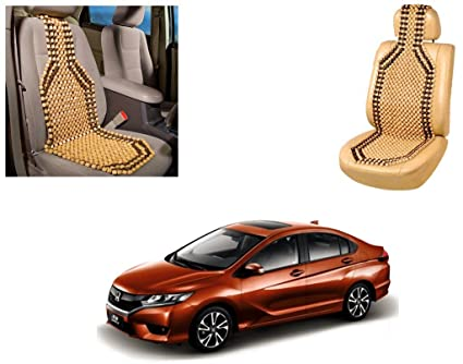 Auto Pearl Premium Quality Car Wooden Bead Seat Cover For Honda
