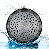 Best Shower Radios - SoundSOUL Splashproof Shower Speaker Bluetooth Wireless Portable Waterproof Review