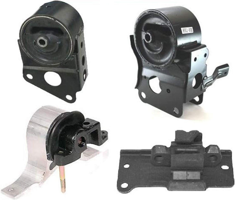 NON SENSOR Engine Motor Mounts Front Wheel Drive for Nissan Murano 3.5L 03-07