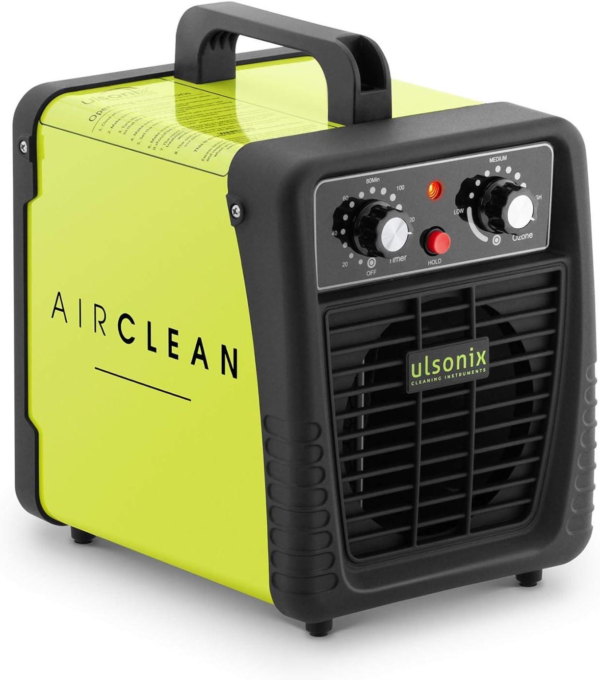 Ulsonix Generador de ozono profesional AIRCLEAN 10G-ECO ...