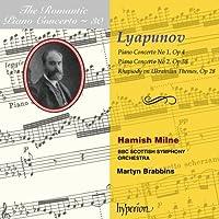 The Romantic Piano Concerto, Vol. 30  Lyapunov