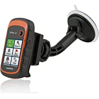 Wicked Chili Auto zuignap houder compatibel met navigatiesysteem Garmin eTrex, Dakota, Oregon, Approach, Astro, GPSMAP…