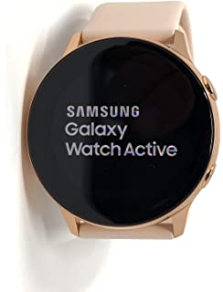 Amazon.com: Samsung Galaxy Watch Active SM-R500 (1.1 ...
