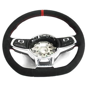 vw gti clubsport steering wheel