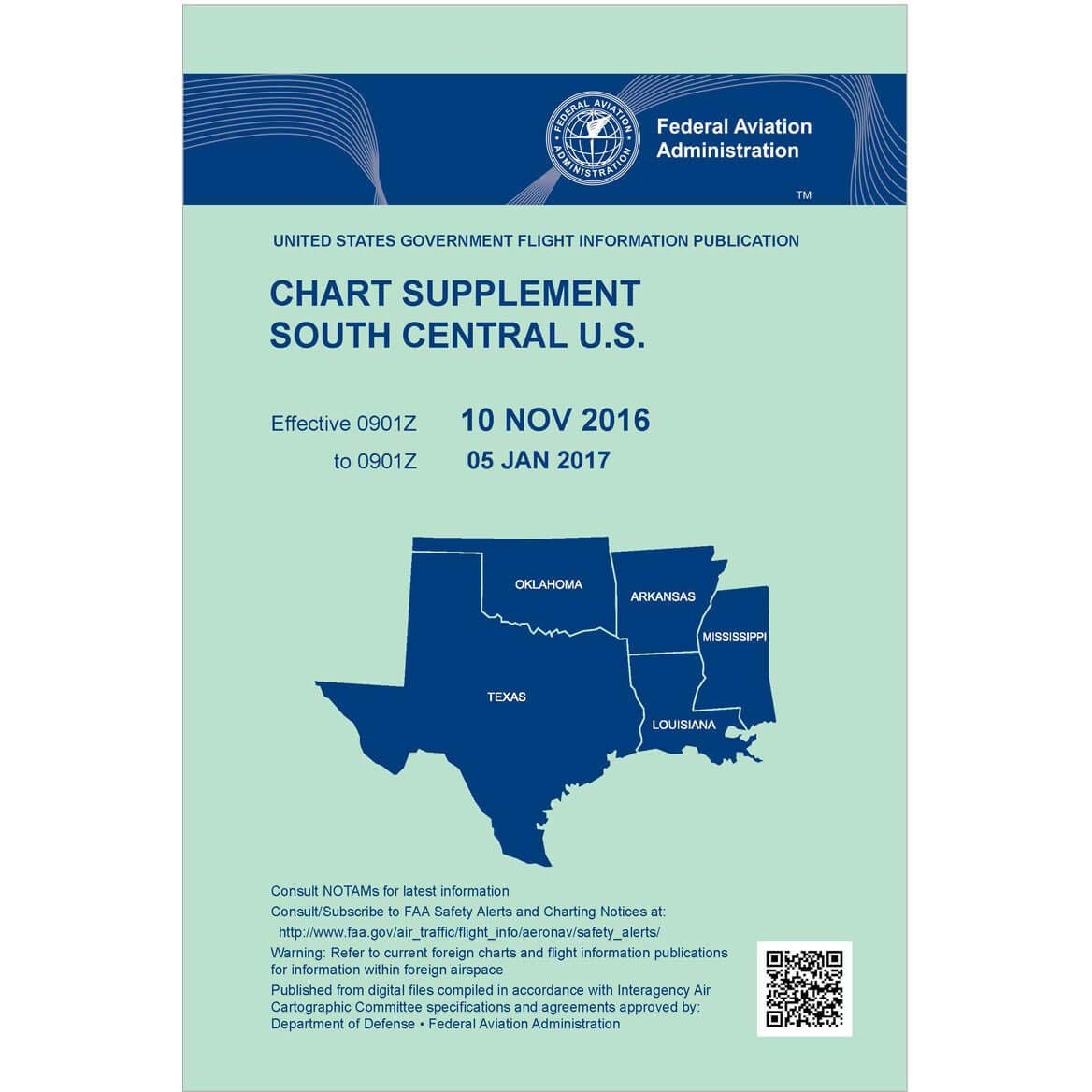 FAA Airport/Facility Directory SC (June 30, 2011 through August 25, 2011)