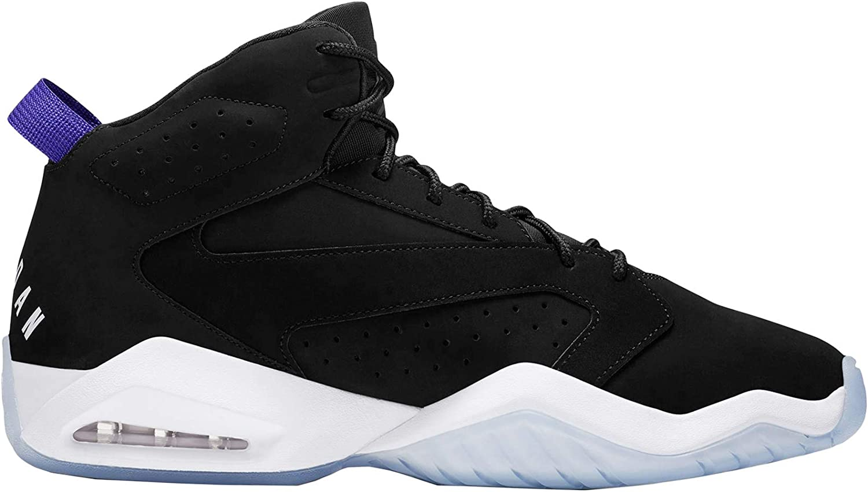 Parte Por nombre núcleo  Amazon.com | Nike Jordan Mens Lift Off Black/White Dark Concord ...
